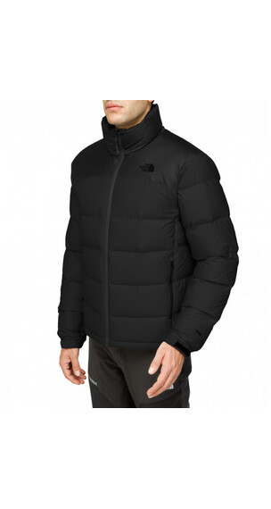 The North Face Nuptse 2 jakke Herrer sort